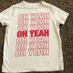 Tossed boy t-shirt